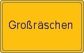 Wappen Großräschen