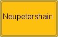 Wappen Neupetershain