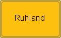 Wappen Ruhland