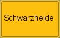 Wappen Schwarzheide