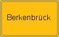 Wappen Berkenbrück