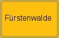 Wappen Fürstenwalde