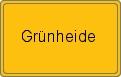 Wappen Grünheide