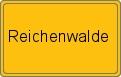 Wappen Reichenwalde