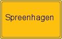 Wappen Spreenhagen