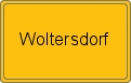 Wappen Woltersdorf
