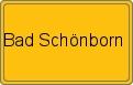 Wappen Bad Schönborn