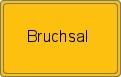 Wappen Bruchsal