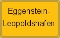 Wappen Eggenstein-Leopoldshafen