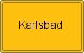 Wappen Karlsbad