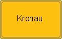 Wappen Kronau