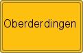 Wappen Oberderdingen