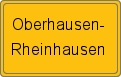 Wappen Oberhausen-Rheinhausen