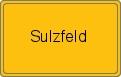 Wappen Sulzfeld