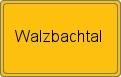 Wappen Walzbachtal