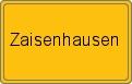 Wappen Zaisenhausen