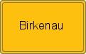 Wappen Birkenau