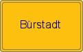 Wappen Bürstadt