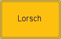 Wappen Lorsch