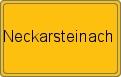 Wappen Neckarsteinach