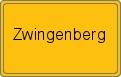 Wappen Zwingenberg