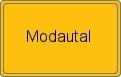 Wappen Modautal