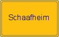 Wappen Schaafheim