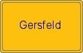 Wappen Gersfeld