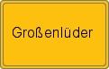 Wappen Großenlüder