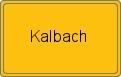 Wappen Kalbach