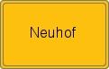 Wappen Neuhof