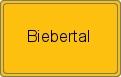 Wappen Biebertal