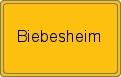 Wappen Biebesheim