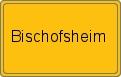 Wappen Bischofsheim
