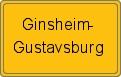 Wappen Ginsheim-Gustavsburg
