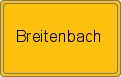 Wappen Breitenbach