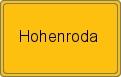 Wappen Hohenroda