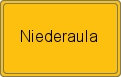 Wappen Niederaula