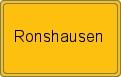 Wappen Ronshausen