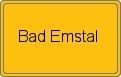 Wappen Bad Emstal