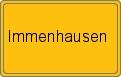 Wappen Immenhausen