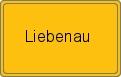Wappen Liebenau