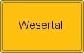 Wappen Oberweser