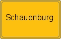 Wappen Schauenburg