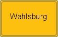 Wappen Wahlsburg