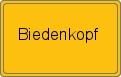Wappen Biedenkopf