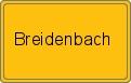 Wappen Breidenbach