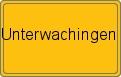 Wappen Unterwachingen