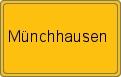 Wappen Münchhausen