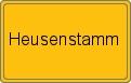 Wappen Heusenstamm
